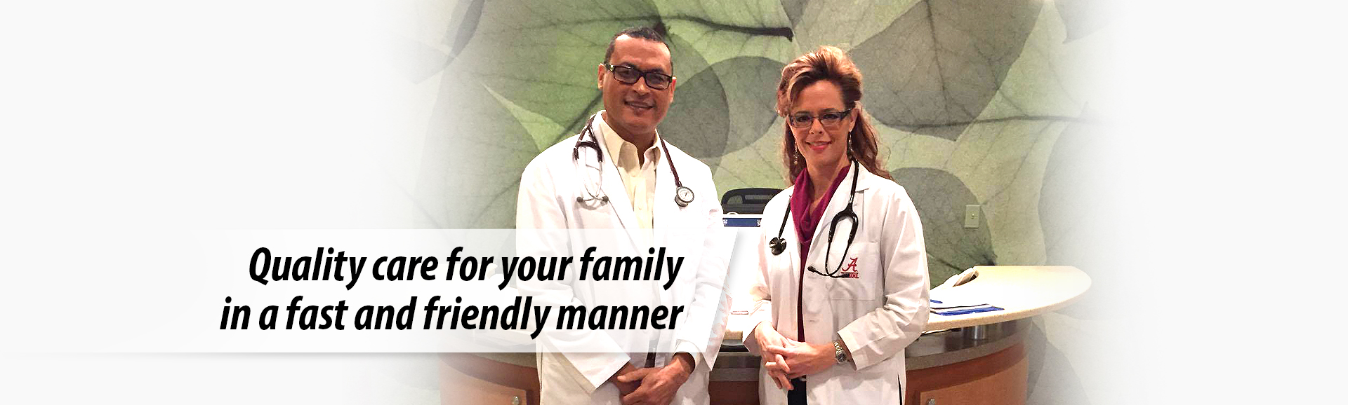 Quality urgent care for your Ocala family in a fast and friendly manner.